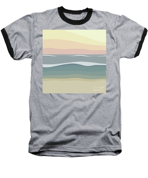 Coast Baseball T-Shirt by Henry Manning