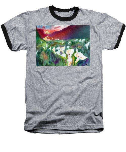 Coastal Callas Baseball T-Shirt