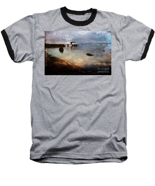 Coastal Path Baseball T-Shirt