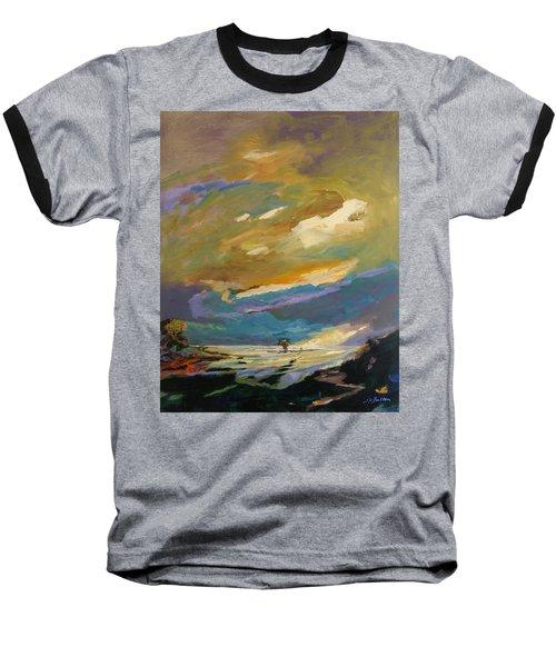 Coastline Baseball T-Shirt