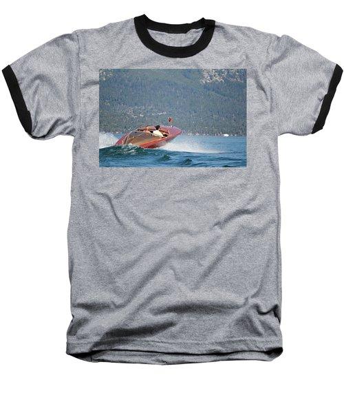 Cobra Unwinding Baseball T-Shirt