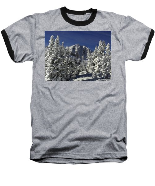 Cody Peak After A Snow Baseball T-Shirt