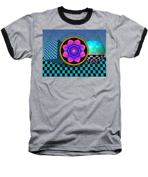 Coexist Baseball T-Shirt