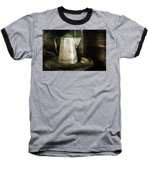Little Coffee House On The Prairie Baseball T-Shirt
