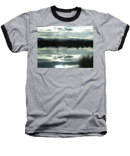 Cold Light Baseball T-Shirt