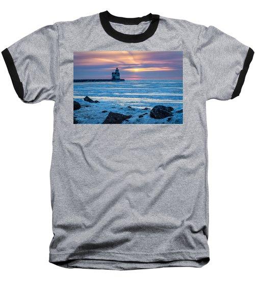 Cold Pastels Baseball T-Shirt