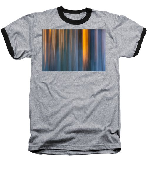 Baseball T-Shirt featuring the photograph Cold Shadows by Davorin Mance