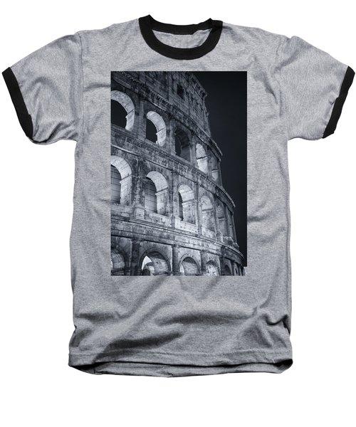Colosseum Before Dawn Baseball T-Shirt
