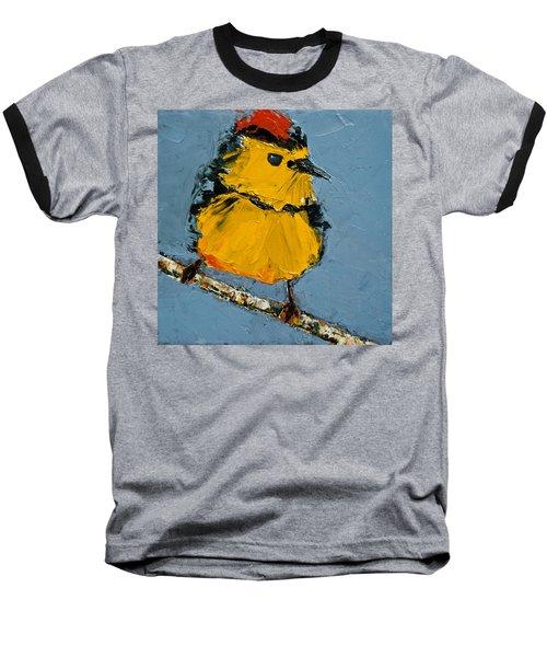 Collard Redstart Baseball T-Shirt