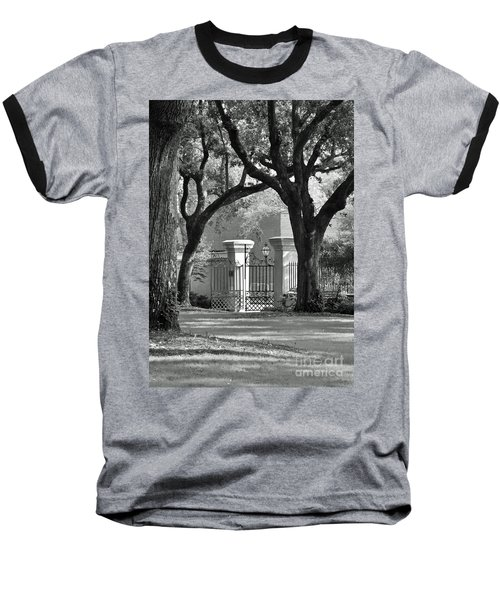 College Of Charleston Gate Baseball T-Shirt