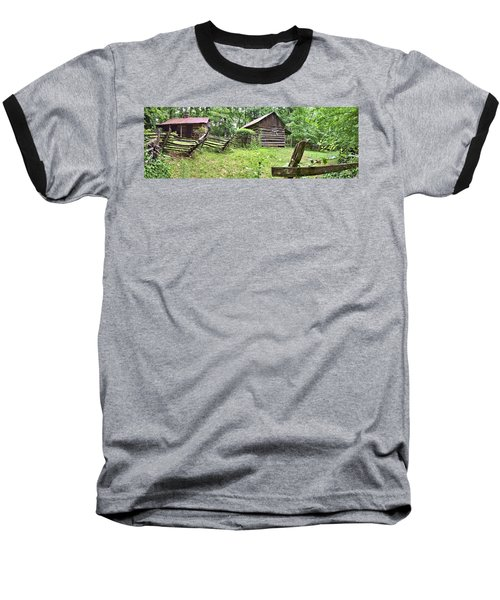 Colonial Village Baseball T-Shirt