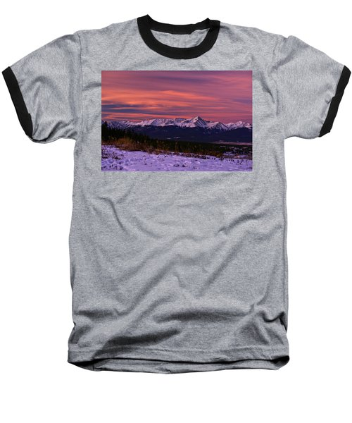Color Of Dawn Baseball T-Shirt
