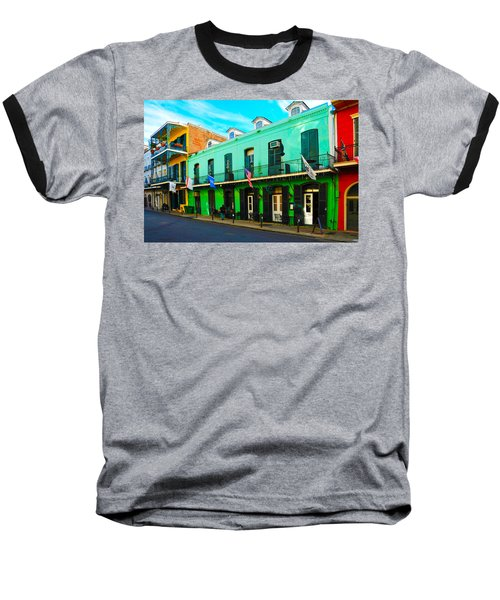 Color Perspective Baseball T-Shirt