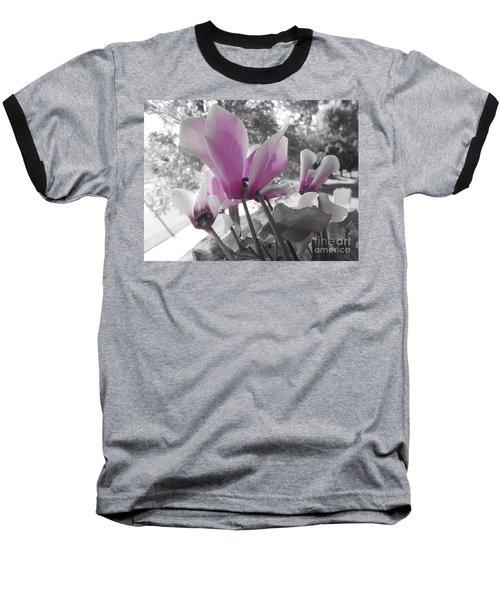 Color Pop  Baseball T-Shirt