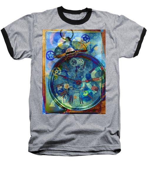 Color Time Baseball T-Shirt