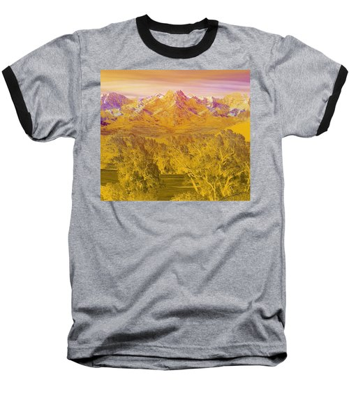 Colorado Dreaming Baseball T-Shirt