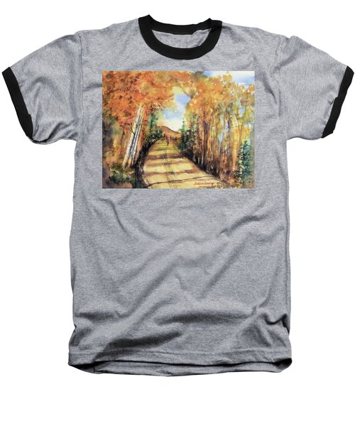 Colorado In September Baseball T-Shirt