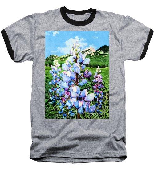 Colorado Summer Blues Baseball T-Shirt