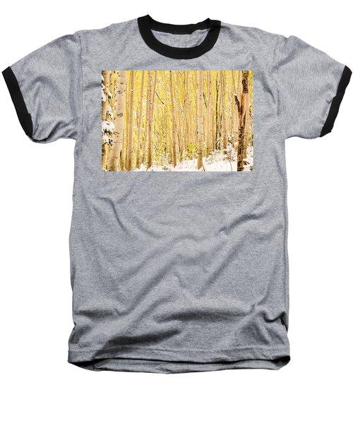 Colored Pencils Baseball T-Shirt