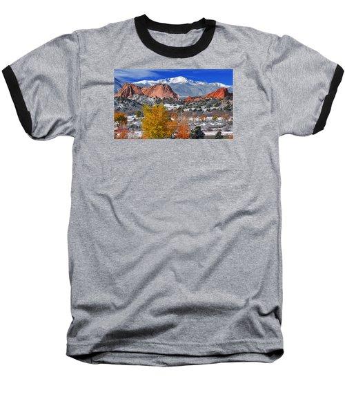 Colorful Colorado Baseball T-Shirt