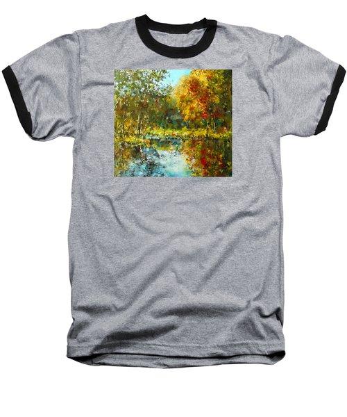 Colorful Dreams Baseball T-Shirt