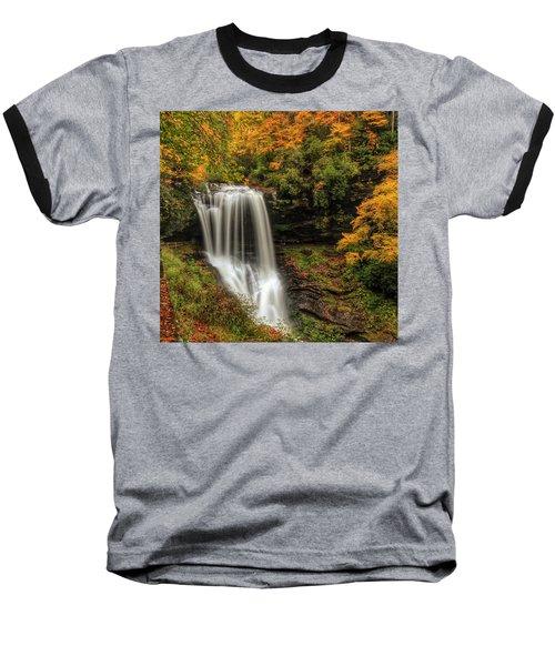 Colorful Dry Falls Baseball T-Shirt