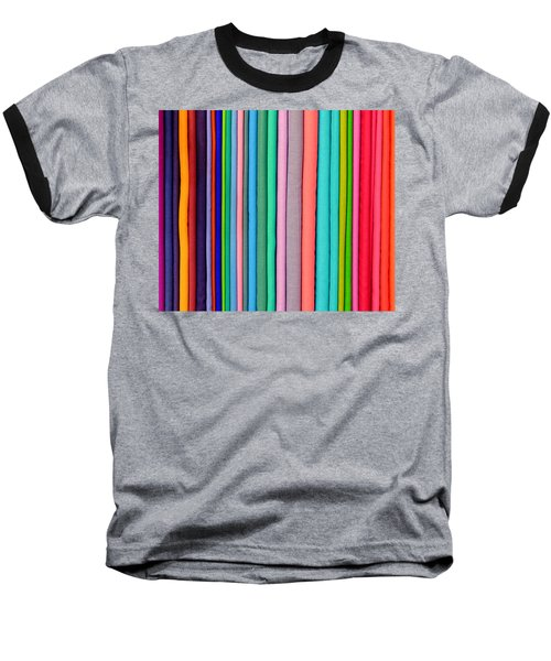 Colorful Pashminas Baseball T-Shirt
