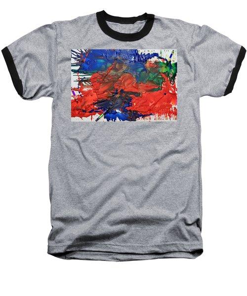 Coloring Book Baseball T-Shirt
