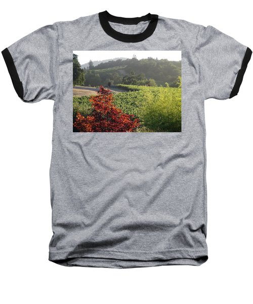 Colors Of Cali Baseball T-Shirt