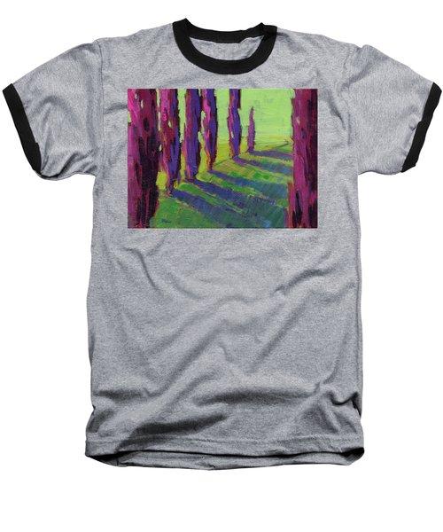 Colors Of Summer 1 Baseball T-Shirt