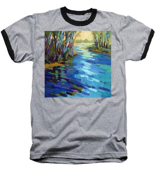 Colors Of Summer 9 Baseball T-Shirt
