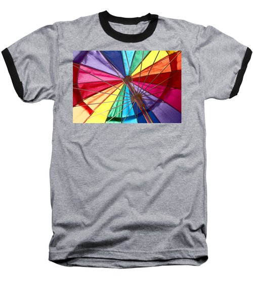 Colors Of Summer Baseball T-Shirt