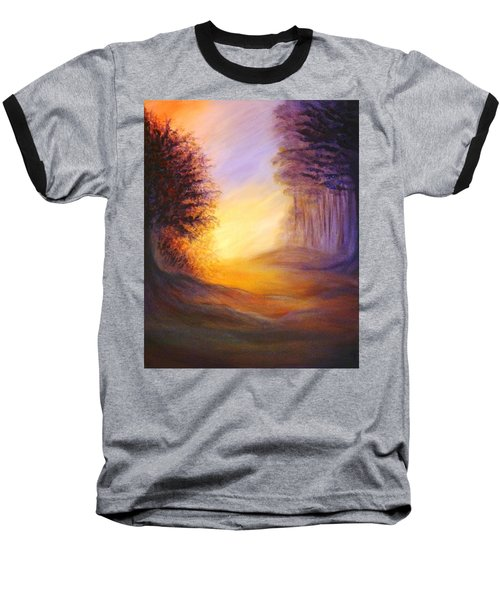 Colors Of The Morning Light Baseball T-Shirt