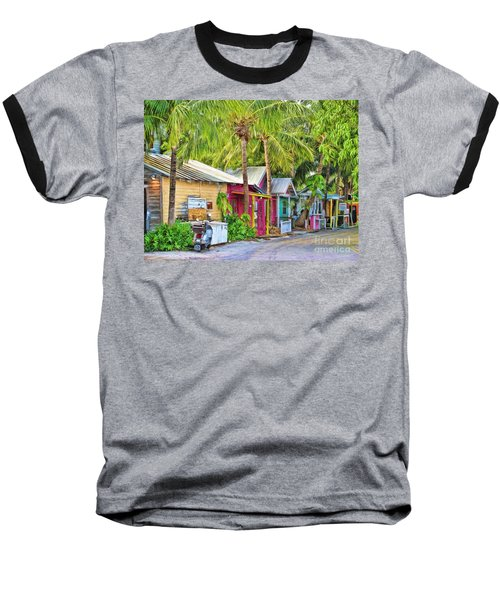Lazy Way Lane Baseball T-Shirt