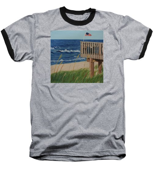 Colors On The Breeze Baseball T-Shirt