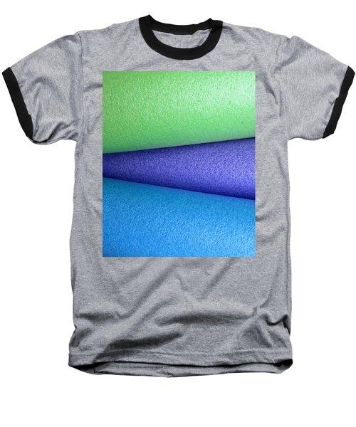 Colorscape Tubes B Baseball T-Shirt