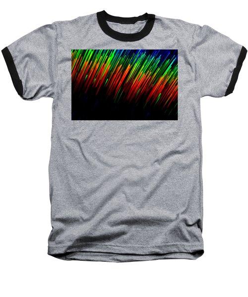 Colour My World Baseball T-Shirt