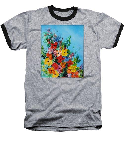 Colour Of Spring Baseball T-Shirt