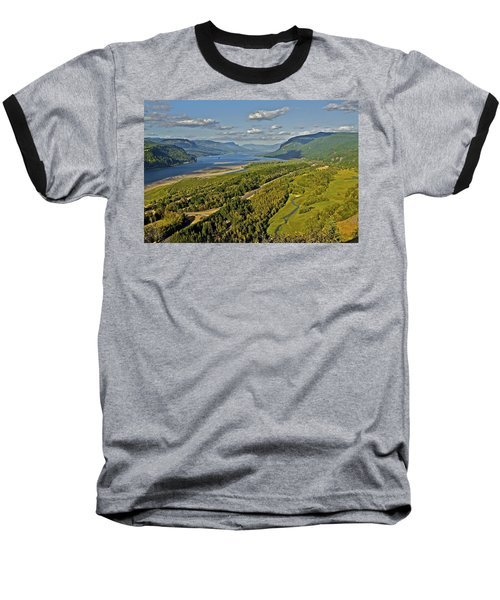 Columbia Gorge Baseball T-Shirt