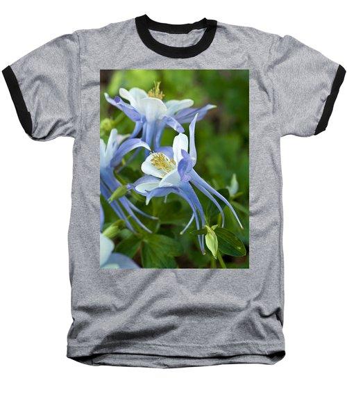 Columbine-2 Baseball T-Shirt
