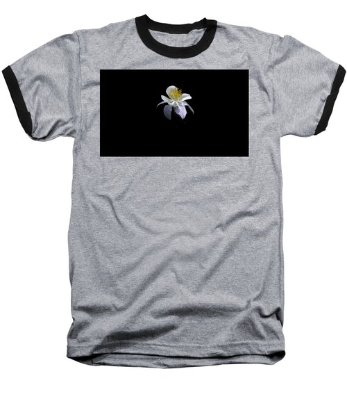 Baseball T-Shirt featuring the photograph Columbine by David Andersen