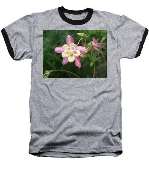Baseball T-Shirt featuring the photograph Columbine by Kathryn Meyer