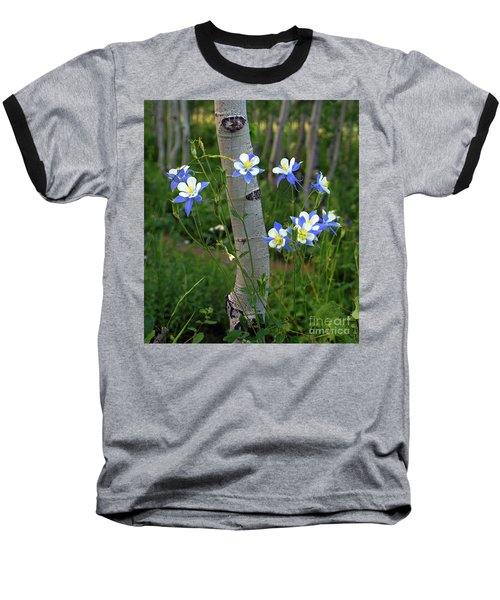 Columbouquet Baseball T-Shirt