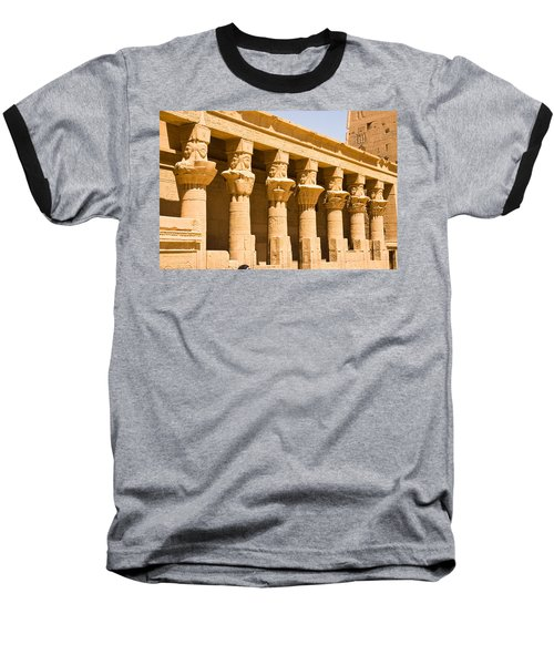 Column Art Baseball T-Shirt