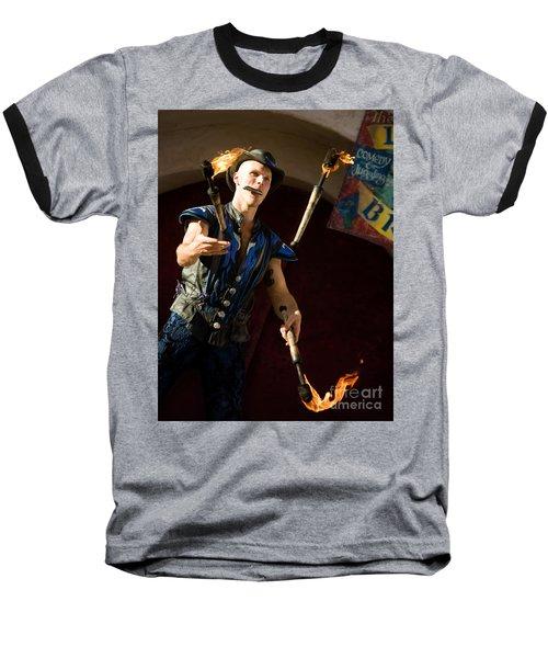 Comedy Juggling Baseball T-Shirt
