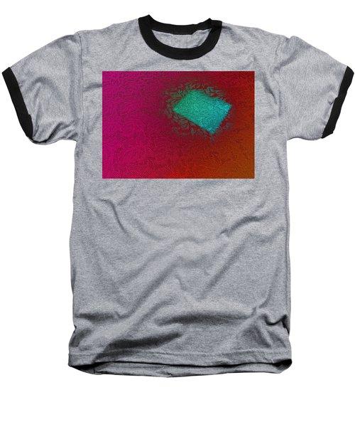 Comfortably Numb Baseball T-Shirt by David Pantuso
