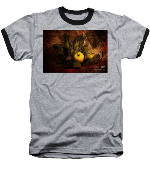 Comfy Apples Baseball T-Shirt