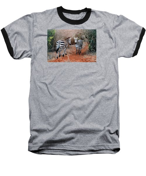 Coming And Going Baseball T-Shirt