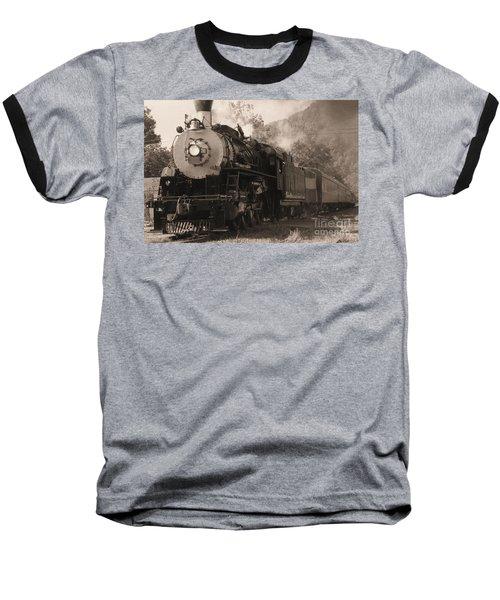 Coming Around The Mountain Baseball T-Shirt