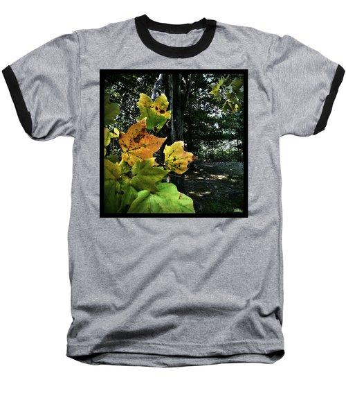 Coming Of Fall Baseball T-Shirt